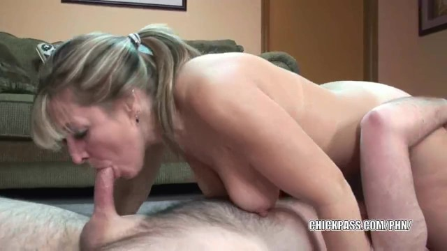 Adult networking websites - Curvy blonde liisa sucking a cock