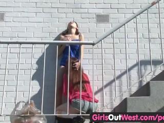 Xxx Girls On Girls HD Girl on girl Sex Videos Provocative babes enjoy SexVid XXX