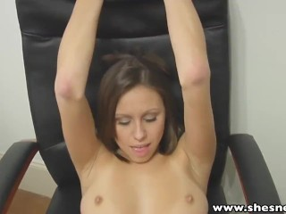 ShesNew POV video fucking sexy girlfriend