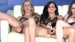 Four Hot Porn Chicks Licking And Fucking