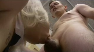 Fucked anal babe and oral blonde gets scandinavian ass ass