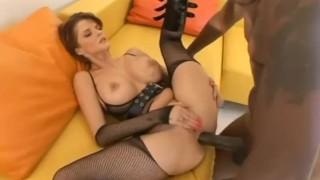 Joslyn James fills Lex Steele's Big Cock in her ass Sex wet
