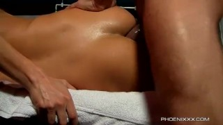 Gets daddy cock shower twink the in fucking rimming