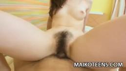 Aki Tajima - A Cock-Starving Oriental Teenager