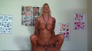 Big fucked the get tattoo all watch boobed shop brooke over orgasm fucking