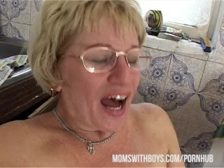 Preview 4 of If Mama Make A Sandwich Will You Fuck And Feed Her Your Cum?