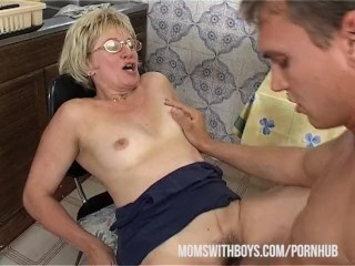 Preview 5 of If Mama Make A Sandwich Will You Fuck And Feed Her Your Cum?