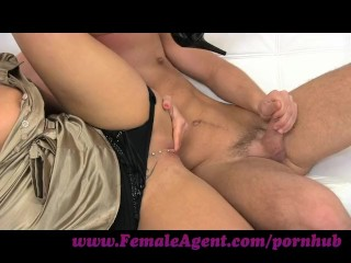 FemaleAgent. Stud in endurance fail