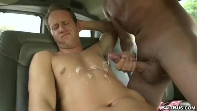 Nude babe in public