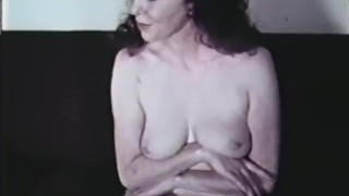 Softcore Nudes 603 1960's - Scene 7 Bear ass