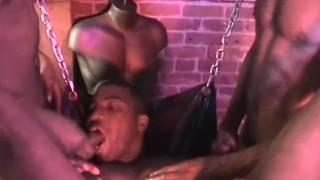 Scene  onyx club butt ebony