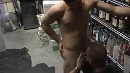 Billy Cums Home - Scene 4