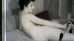 Softcore Nudes 619 50's and 60's - Scene 4
