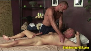 Marco Rodriguez Dick tugging