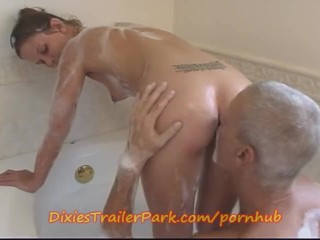 Daddy has some XXX fun with Step-Daughter