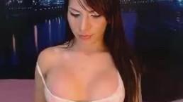 Sexy Busty Big Cock Tranny
