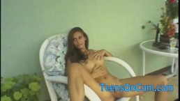 Teen Hooker Eva Roberts Gets Cashed Whipped