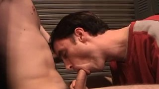 Boy Sweat Scene 3