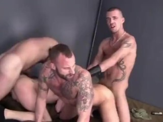 Bareback Foursome