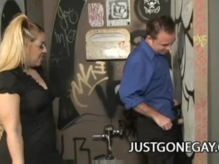 Billy Dewitt - Trying Out The Glory Hole