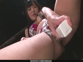 Preview 6 of Nene Masaki Handles Her Pussy With Big Sex Toys