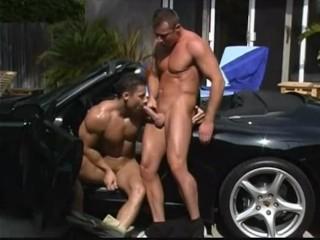 Marco Paris and Robert Van Damm
