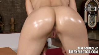 Masturbation with Sophie Moone in POV