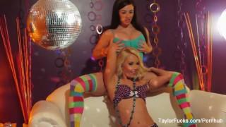 Taylor Vixen Lesbian Behind The Scenes