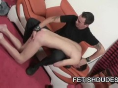 Derrick Paul And Skyler Bleu: Kinky Puppy Play Domination