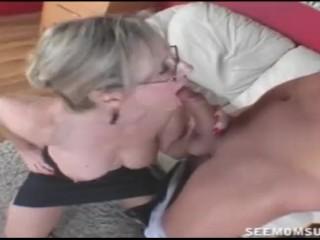 Sloppy Latina Deepthroat Threesome Sloppy Porn Video