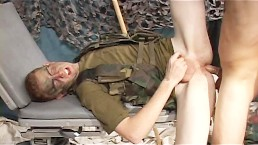 Uncut Soldiers - Scene 2