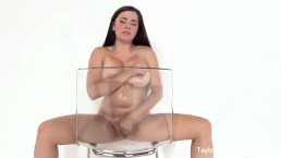 Taylor Vixen Clear Chair Fun