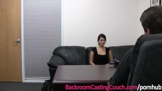 1st Anal n Lez BFFs on Casting Couch FULL VIDEO Contact reverse