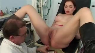 Doctor Bizarre - Scene 3 Corset pussy