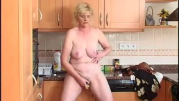 Secrets of Horny Mature 6 - Scene 5
