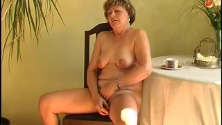 Secrets of Horny Mature 9 - Scene 5 porno