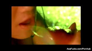 Asa erotic fuck akira's outside orgasm