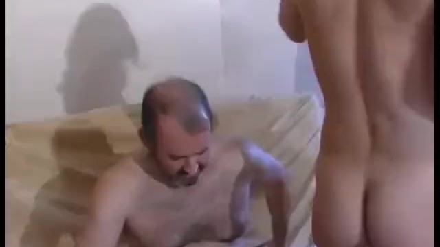 Horny Step Mom Fucked Up The Ass By 2 Cocks
