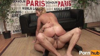 LES CASTINGS DE LHERMITE VOLUME 47 - Scene 1 porno