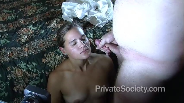 Minnesota wife getting fucked and pumped full of cum - 2 part 8