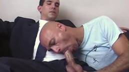 I will sign this contract only if i can suck your huge cock of straight guy