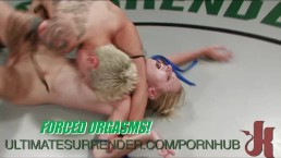 Prettiest Girl In Porn Gets Dominated In The Ring