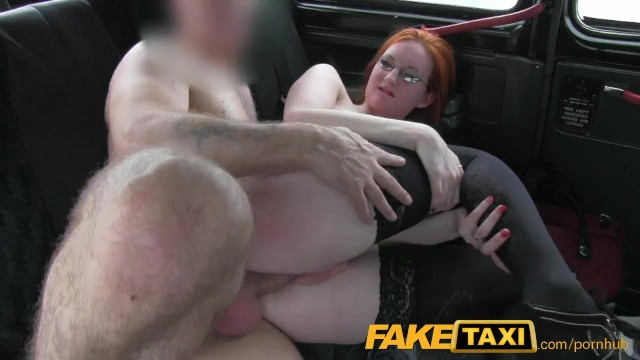 Big Tit Red Head Blowjob