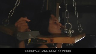 Voluptuous brunette Betina DiCapri used and played Cock succubus