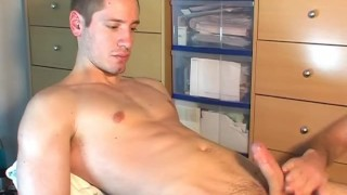 Guy wanked real sport cock french get a ange sexy huge us his by skinny huge