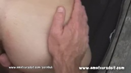 Two Hot Aussie Guys - Leo & Blake Are Outside For A By-the-pool Fuck