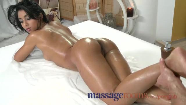 Sagging facial skin sign of menopause Massage rooms petite dark skinned beauty has multiple orgasms before facial