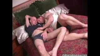 Kole and Hayden Wanking twink