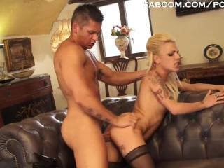 Maid For Anal Squirts Too