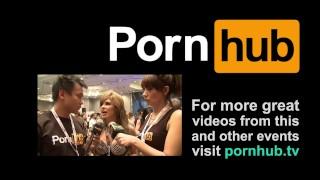 PornhubTV Chloe Chaos Interview at 2014 AVN Awards